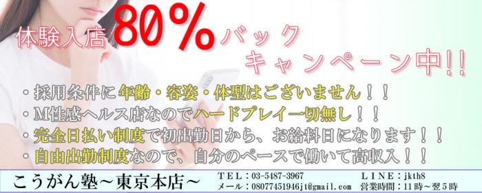 五反田こうがん塾の求人画像
