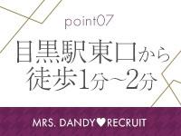 Mrs. Dandyで働くメリット7
