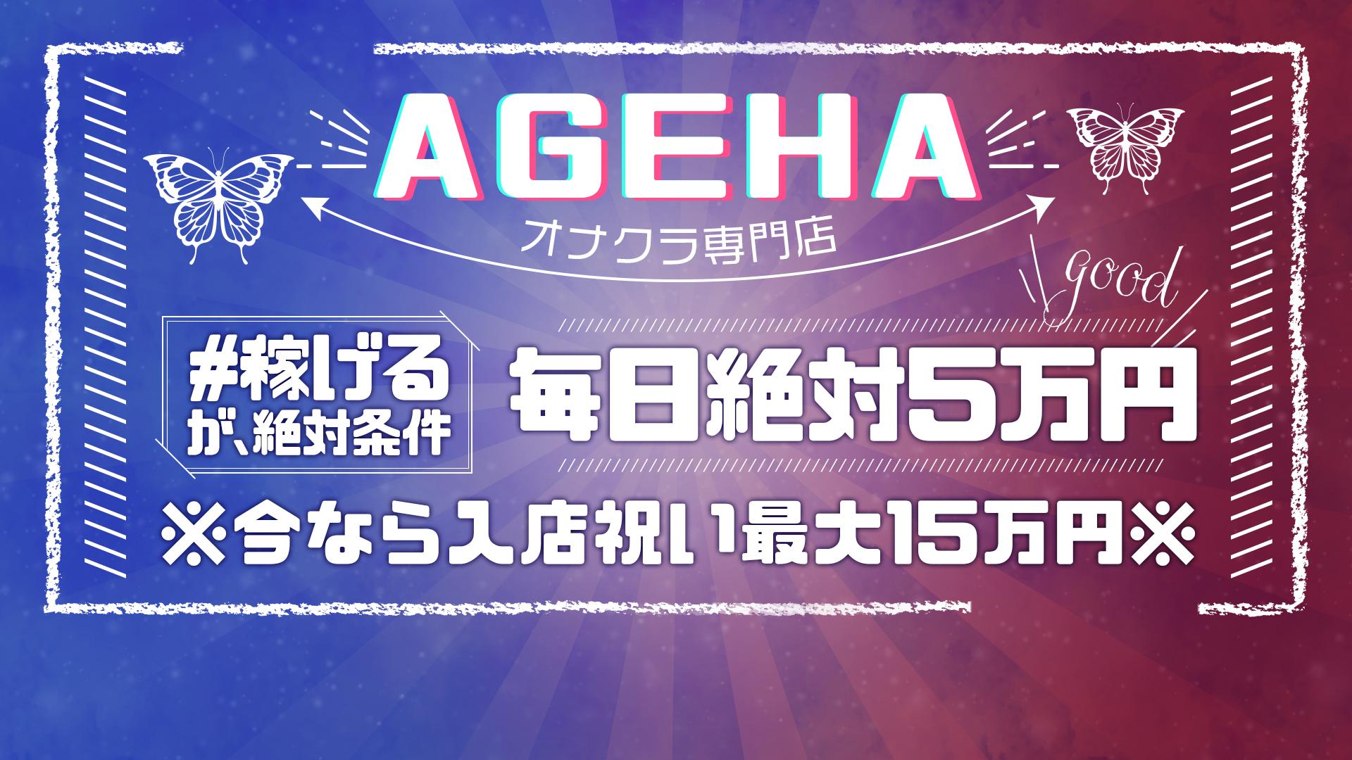 AGEHA 日本橋店の求人画像