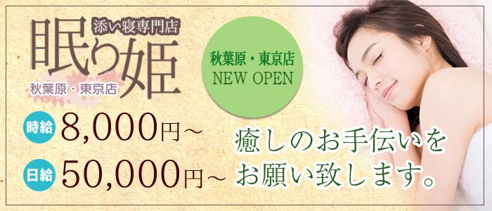 体験入店・ねむり姫 秋葉原・東京店