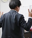 ぷるるん小町 京橋店の面接官