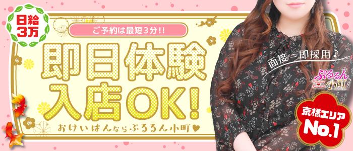 ぷるるん小町 京橋店の体験入店求人画像