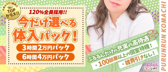 ぷるるん小町 日本橋店の体験入店求人画像