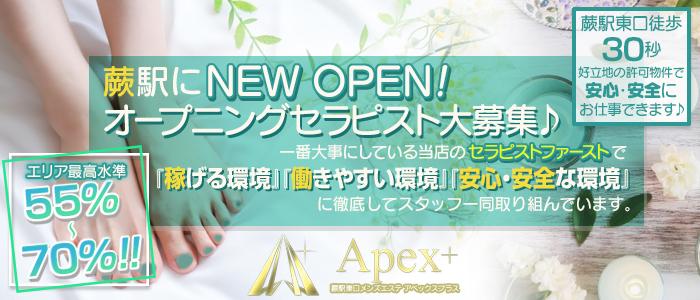 Apex+(アペックスプラス)の求人画像