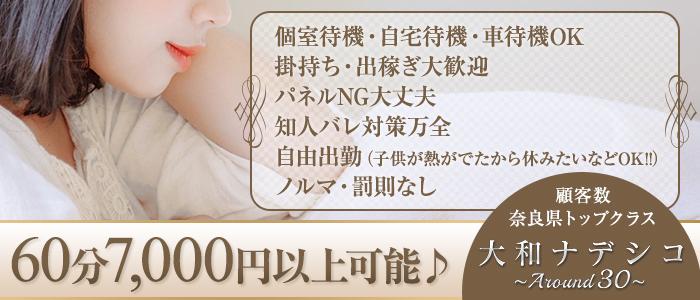 人妻・熟女・奈良デリヘル風俗 大和ナデシコ~アラサー~