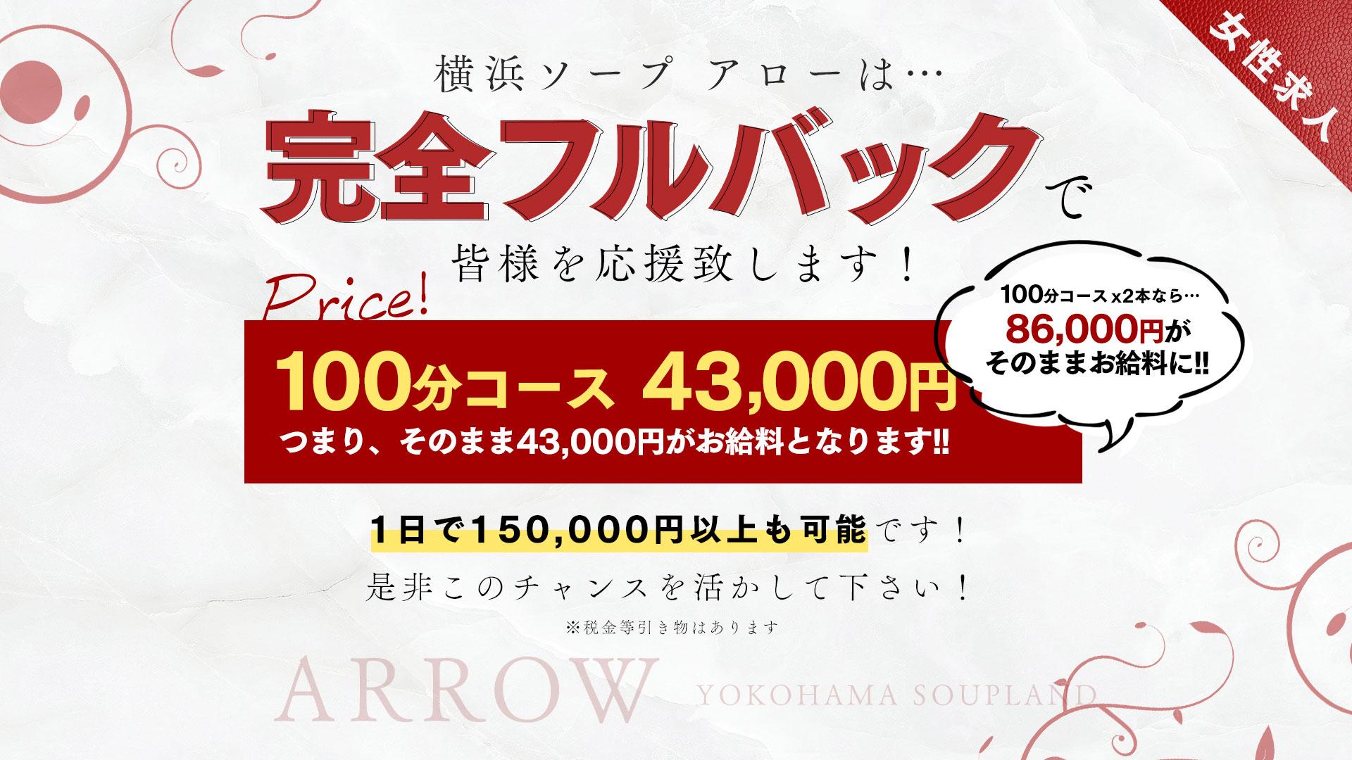 横浜アローの求人画像