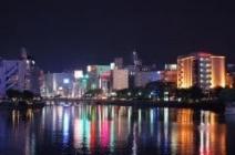 福岡の夜といえば…