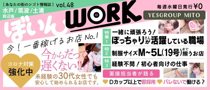 ぼいんWORK(YESグループ)の人妻・熟女求人画像
