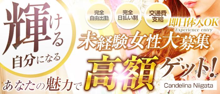 体験入店・Candelina新潟 キャンデリーナニイガタ