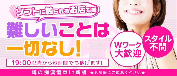 噂の痴漢電車~in新橋~