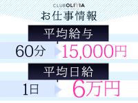 CLUB-OLIVA~クラブ・オリヴィア~で働くメリット1