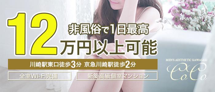 川崎メンズエステ CoCo(ココ)の求人画像