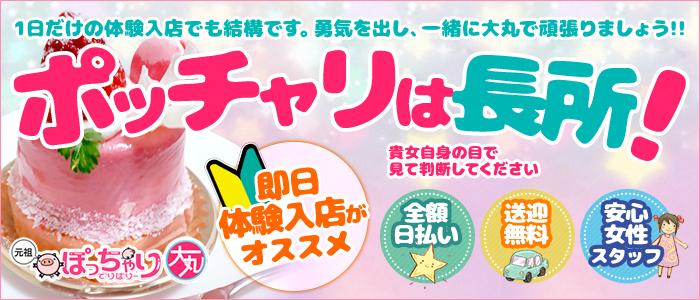体験入店・元祖大丸(ぽっちゃりは長所)