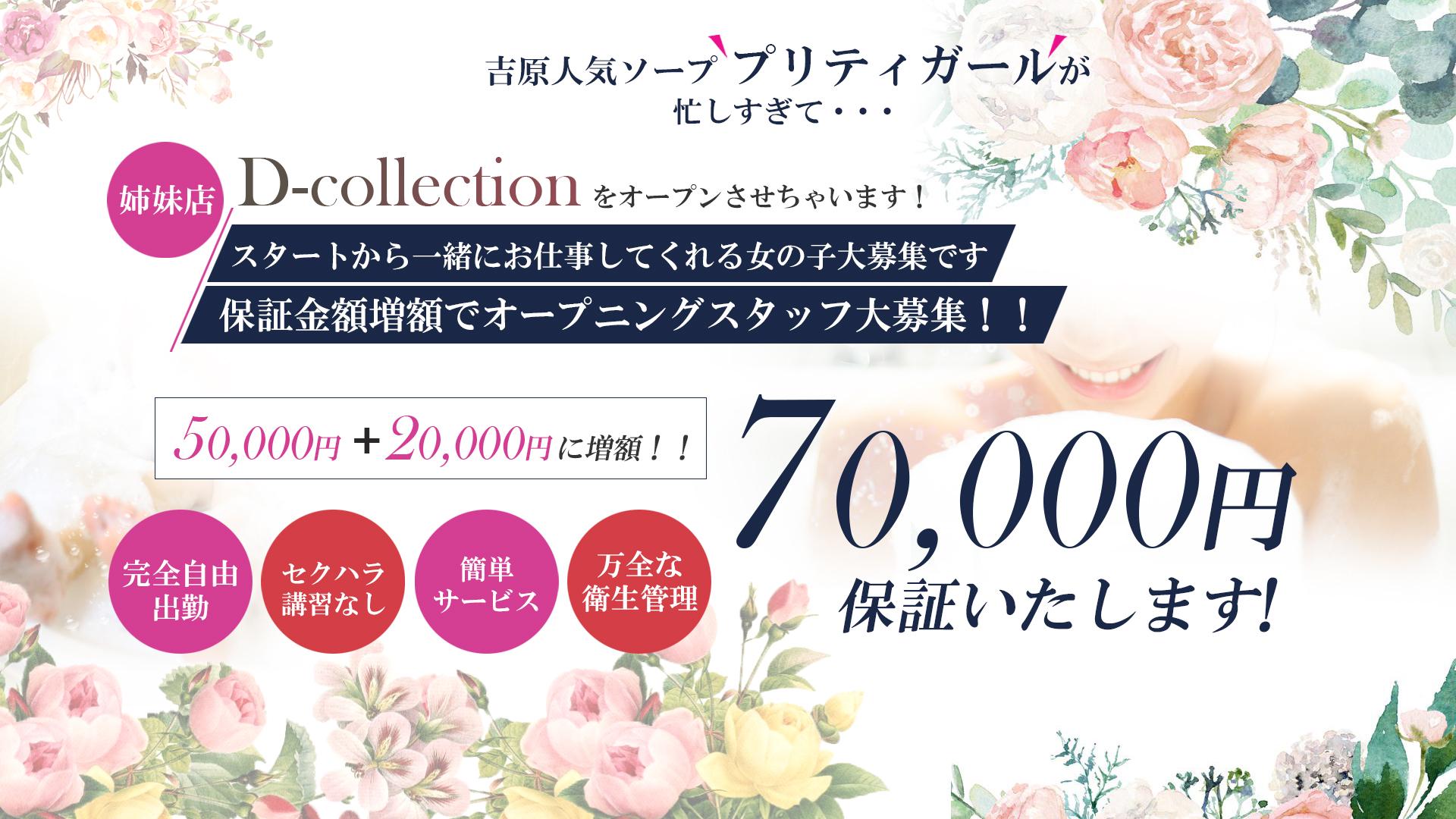 D-collection(ディ―コレクション)の求人画像