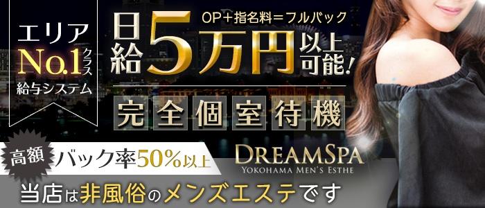 DreamSpa~ドリームスパの求人画像