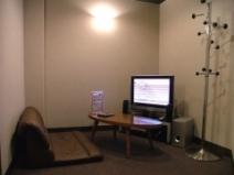 個室の待機部屋をご用意しています。のアイキャッチ画像