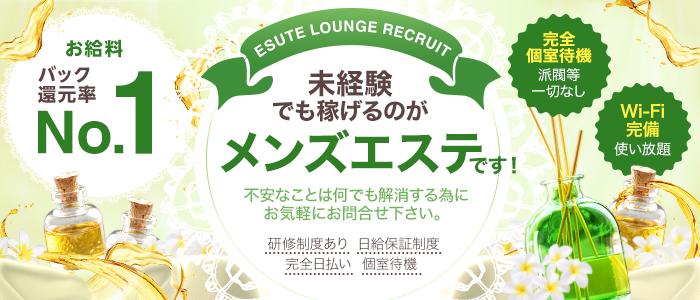 Esute Lounge~エステ ラウンジの未経験求人画像