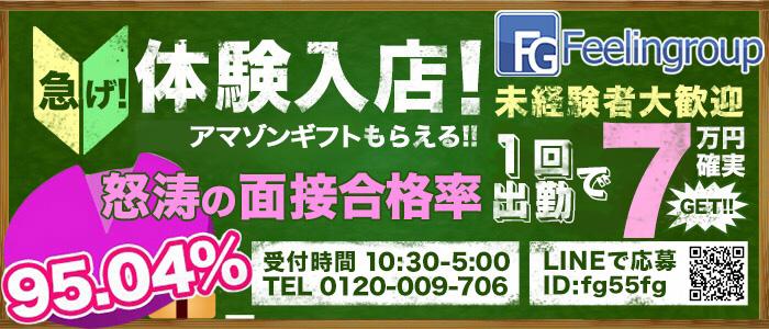 フィーリングin横浜(FG系列)の体験入店求人画像