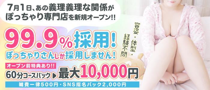 義理義理な泡ぽちゃ 日本橋店の求人画像
