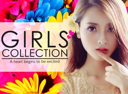 未経験・GIRLS COLLECTION
