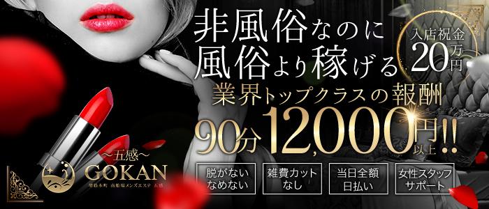 GOKAN~五感~の求人画像