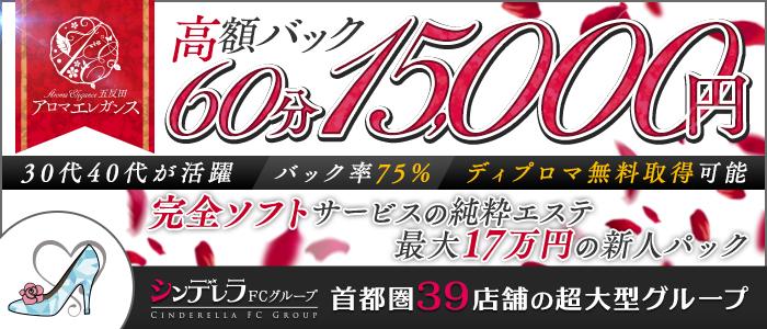 体験入店・アロマエレガンス五反田