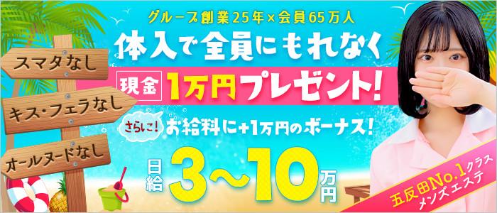 東京メンズボディクリニックTMBC五反田店の求人画像