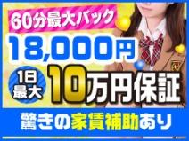 10万円保証!!