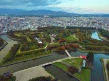函館の街を満喫できます!