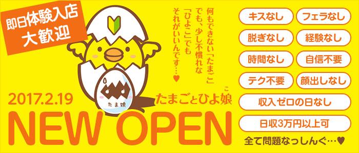 体験入店・たまごとひよ娘(札幌ハレ系)