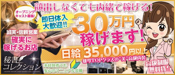 体験入店・秘書コレクション 雄琴店