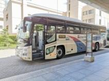 東京駅から高速バス1本♪