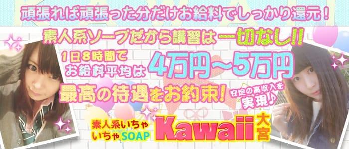 体験入店・素人系いちゃいちゃSOAP Kawaii大宮