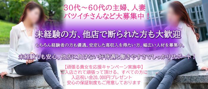 五十路マダム 和歌山店(カサブランカG)の求人画像