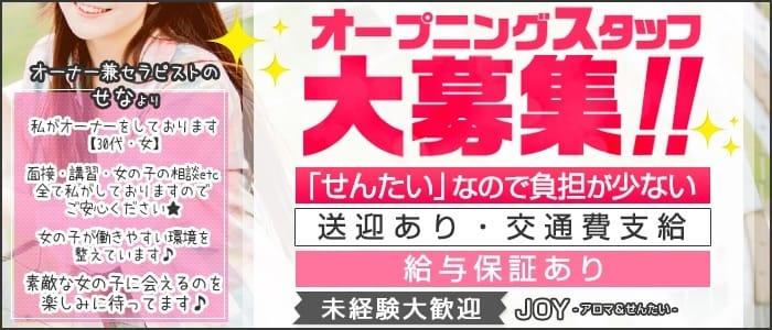JOY - アロマ&せんたい