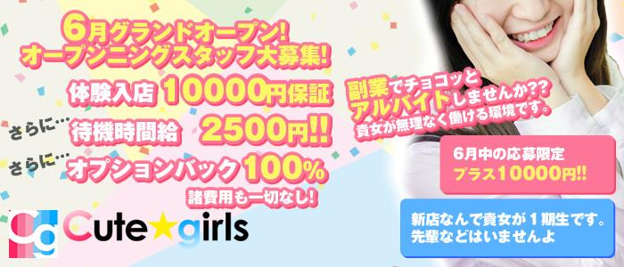 Cute☆girlsの求人画像