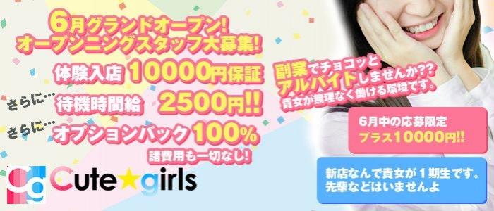 Cute☆girlsの未経験求人画像