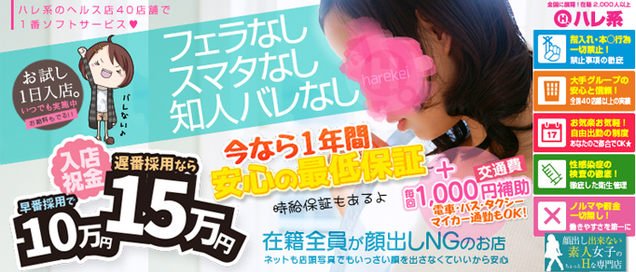 顔出し出来ない素人女子(熊本ハレ系)の体験入店求人画像