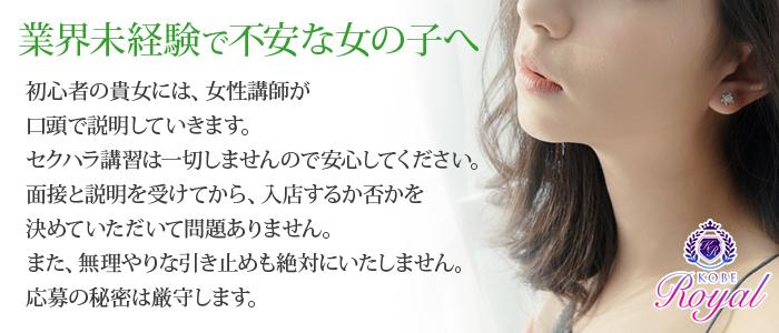 神戸ロイヤルの未経験求人画像