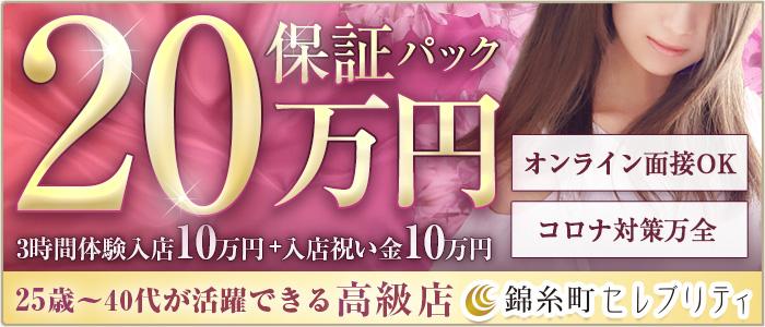 錦糸町人妻セレブリティの求人画像