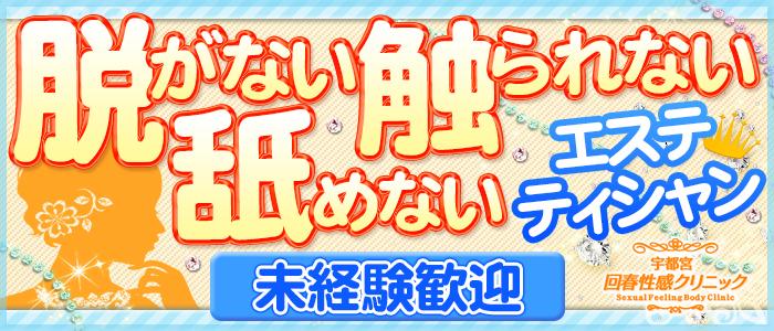 未経験・宇都宮/回春・性感クリニック