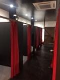 完全個室ブース10部屋完備!