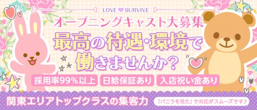 LOVE SURVIVE