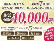 日給保証 4万円