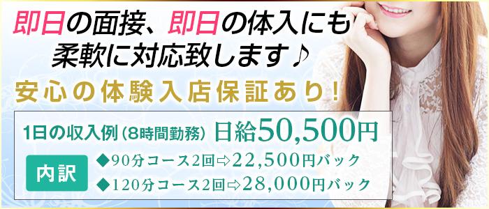 メンズエステGOKURAKUの体験入店求人画像