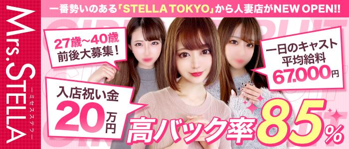 Mrs. STELLA -ミセスステラ-
