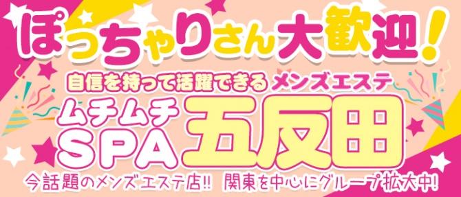 ムチムチSPA 五反田店のぽっちゃり求人画像