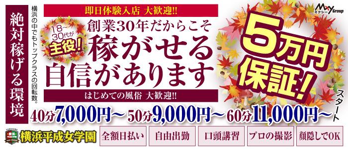 体験入店・横浜平成女学園(ミクシーグループ)