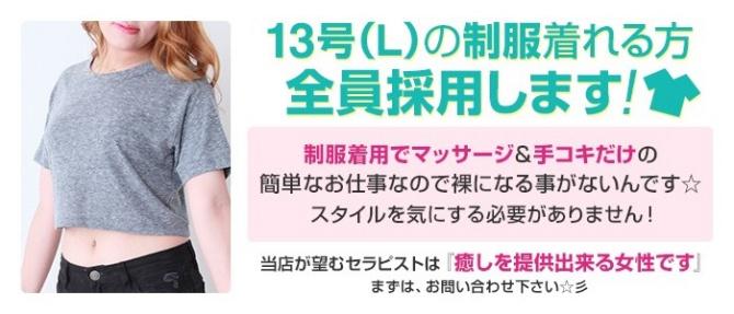 NADIA大阪店のぽっちゃり求人画像