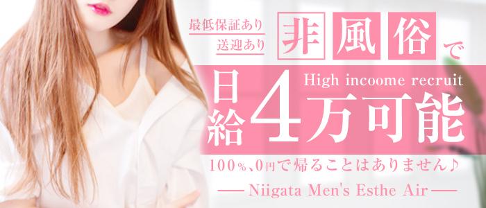 Niigata Men's Esthe Airの求人画像
